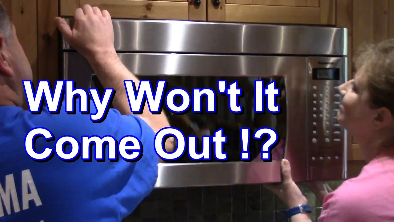 over the counter microwave removal tips