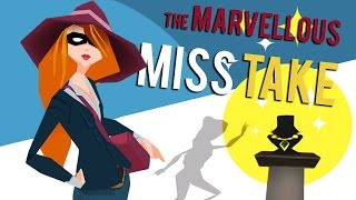 SEXY SNEAKY THIEF | The Marvellous Miss Take