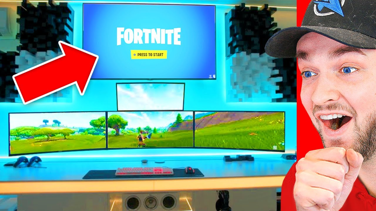 World's *BEST* GAMING SETUPS you NEED to see!