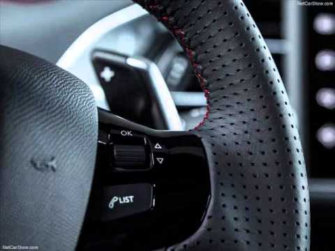 All New 2015 Peugeot 308 GT & 308 SW GT Interior - YouTube