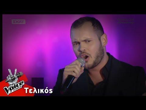Γιώργος Ζιώρης - My way | Τελικός | The Voice of Greece