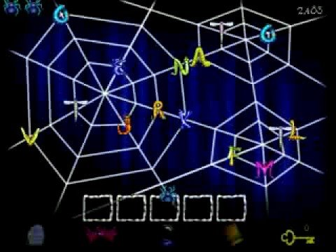JumpStart 4th Grade - Spider Web - YouTube