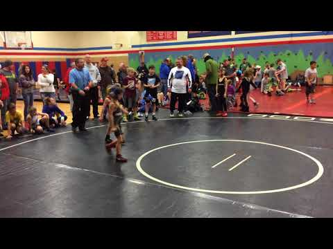 Jerm's fourth match at SEPA Dual 12-16-2017