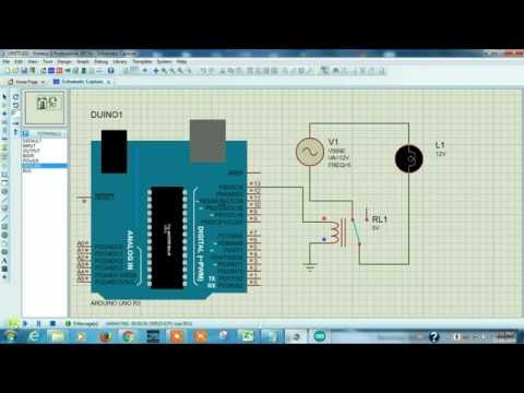 Interfacing the relay modules to the Arduino - Scribd