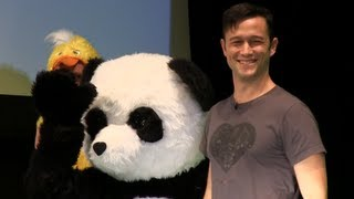 Joseph Gordon-Levitt (HitRecord) at Cornell University - Full Performance HD