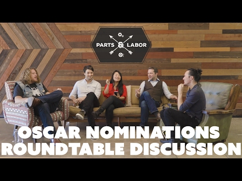 Oscar Nominations Full Roundtable Discussion