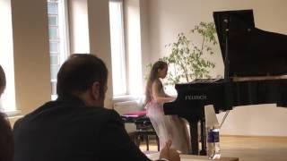 olimpo musicale 2017,Izabelė Orlaitė