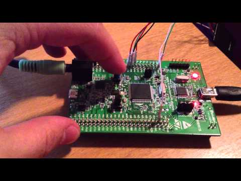 mp3 player with SD card via STM32F4 Discovery (vol.2)
