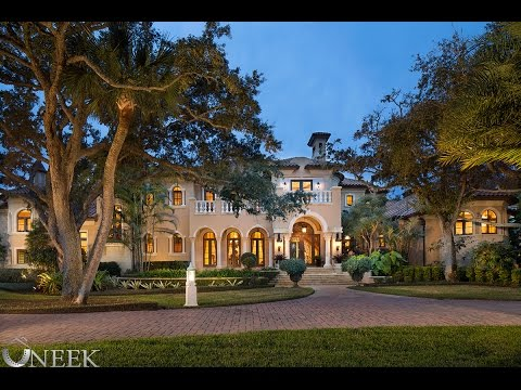 $12 Million Dollar Mega Mansion