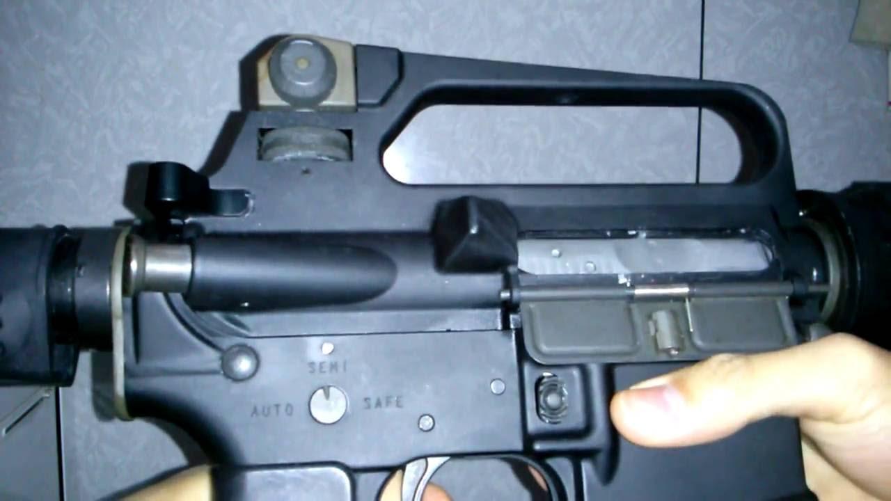 Viper M16A2 carbine gbb Full Auto
