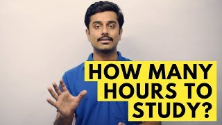 How many hours should you study? | Tips and Guidance