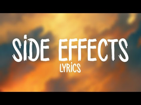 The Chainsmokers  Side Effects Lyrics ft Emily Warren