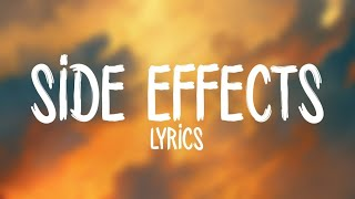 Gambar cover The Chainsmokers - Side Effects (Lyrics) ft. Emily Warren