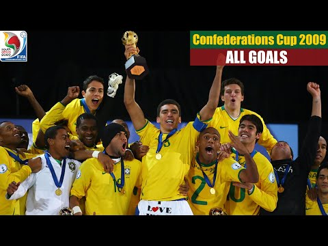 Confederations Cup 2009 In South Africa. All Goals.