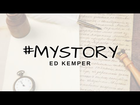 My Story Series: Christmas Eve, 2014 Ed Kemper