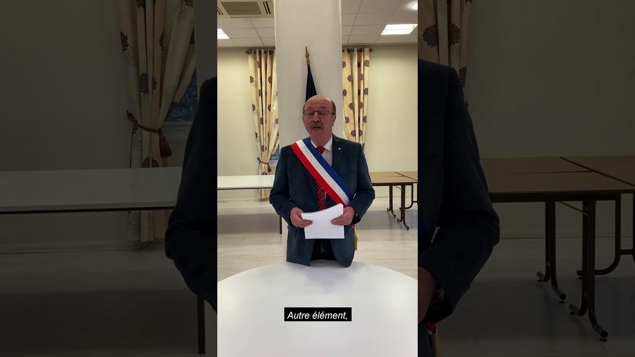 Découvrez les vœux du Maire pour l'année 2021 !