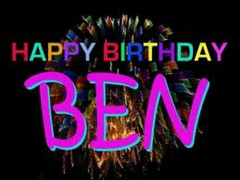 Ben S Birthday Spectacular G Man S New Rap And Much