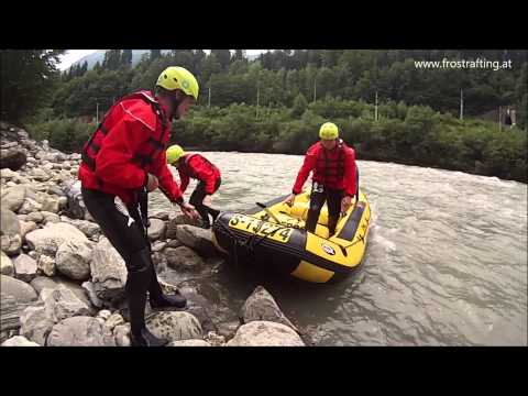 FROST -  Rafting Center Taxenbach Promo Video
