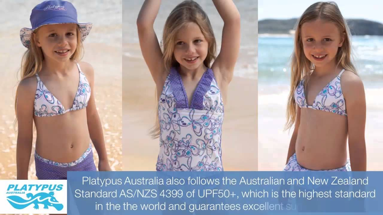 f671ced51b3be UV Protected Swimwear From Platypus Australia - YouTube
