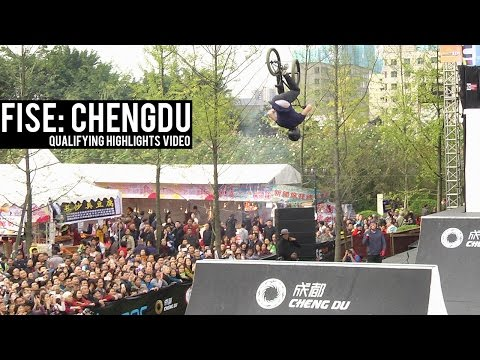 FISE: Chengdu - Qualifying Highlights