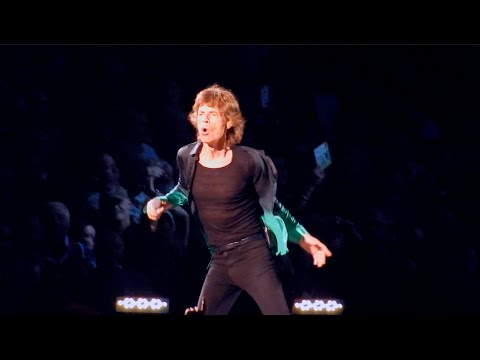 Rolling Stones - Tumbling Dice - Milwaukee 2015 Zip Code Tour Live in Concert
