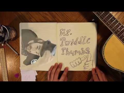 """Mr. Twiddle Thumbs - """"FEELING IT"""" EP 2015"""