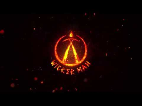 NEW FOR 2018: Wicker Man at Alton Towers Resort