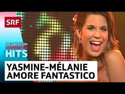 Yasmine-Mélanie mit Amore Fantastico
