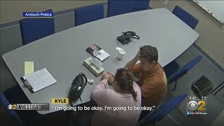 'It's Going To Be Alright;' Kyle Rittenhouse In Police Video Consoling His Mother