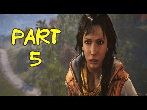 FARCRY 4 Gameplay Walkthrough Playthrough Part 5 - Hostage Negotiation (PC) - 동영상