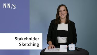 How to Get Stakeholders to Sketch: A Magic Formula