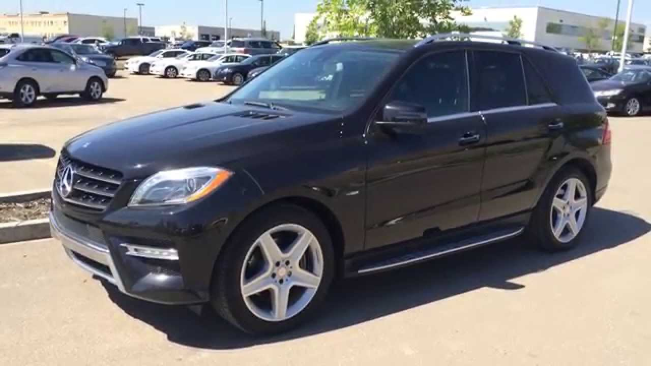 Pre owned 2012 mercedes benz m class 4matic 4dr ml350 for 2012 mercedes benz m class ml350