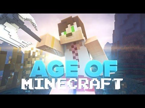 Age of Minecraft  -2-  Kaleyi Yapıyorum !