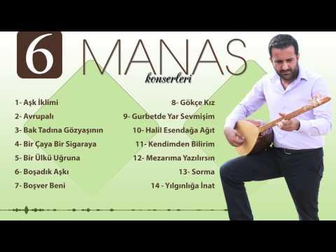 Manas - Boşadık Aşkı ( Official Lyric Video )