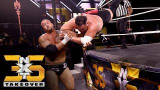 Samoa Joe digs down deep against Karrion Kross: NXT TakeOver 36 (WWE Network Exclusive)