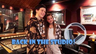 Download Back In The Studio 🎧 (WK 365.7) | Bratayley