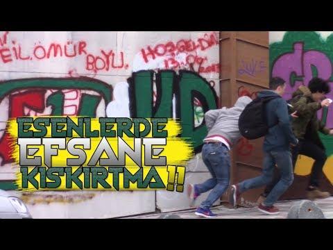 ESENLER'DE KEKOLARI DANS EDEREK KIŞKIRTMAK! - ( w/ Fatih Ergin )
