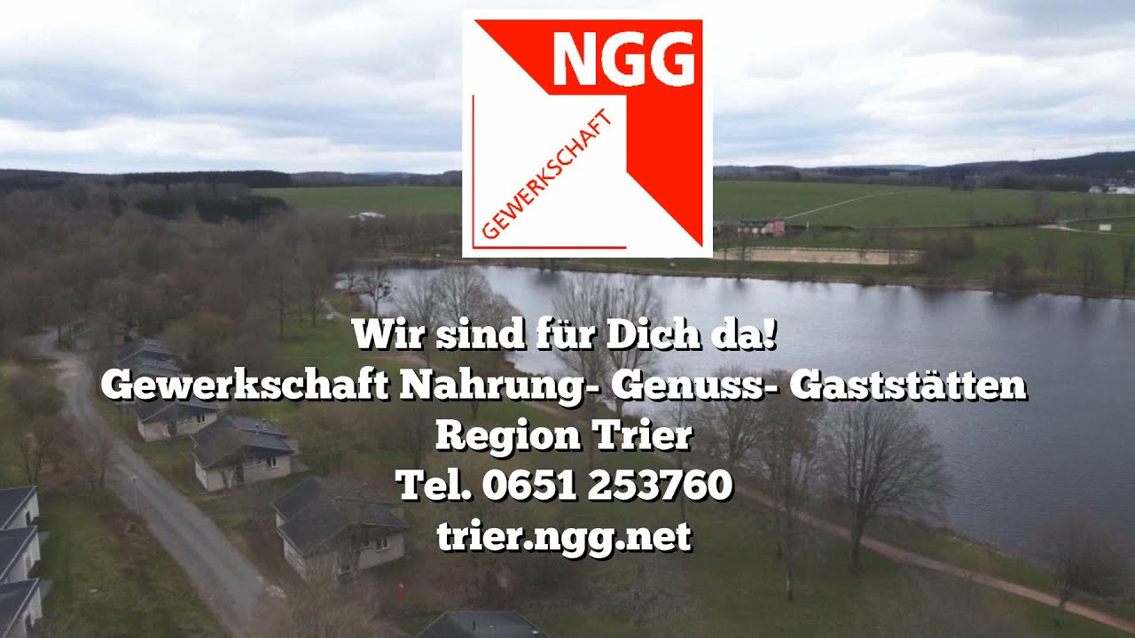 Download NGG, Betriebsrat und Tarifvertrag - Erfolgreich bei Landal GreenParks