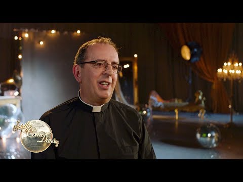 Meet Reverend Richard Coles - Strictly Come Dancing 2017: Launch