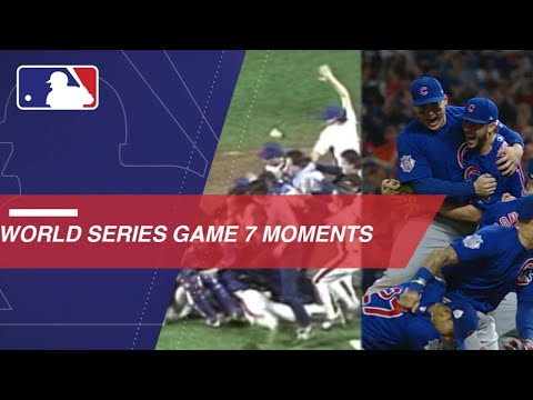 Top Game Moments In World Series History