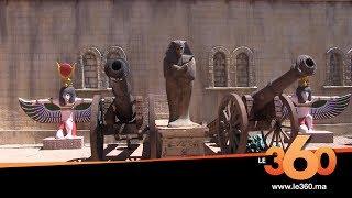 Le360.ma • Découvrez le Musée du cinéma d'ouarzazate, le 3eme d'Afrique