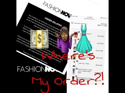 FASHION NOVA | Haven't Received My Order!