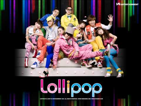 Big Bang (With 2NE1) - Lollipop [REMIX]