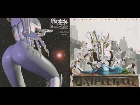Oxiplegatz sweden Worlds and Worlds Full Album 1996