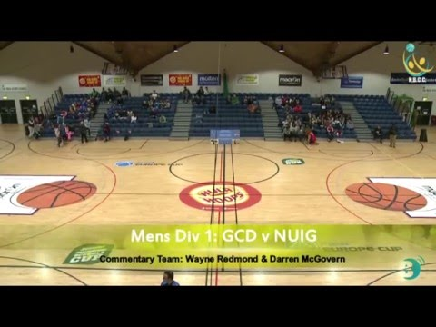 NBCC Mens Division 1 Finals 2016