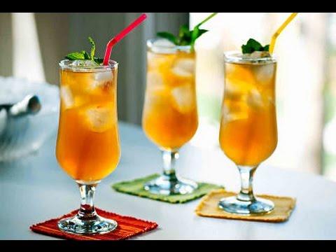 легкие рецепты приготовления безалкогольных коктейлей