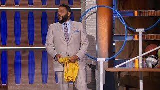 Anthony Anderson Discovers the Golden Snitch - To Tell the Truth