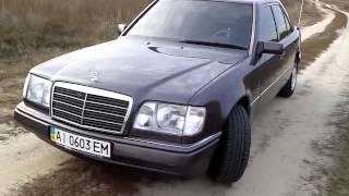 Mercedes W124 sound E220