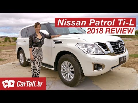 2018 Nissan Patrol Review | CarTell.tv