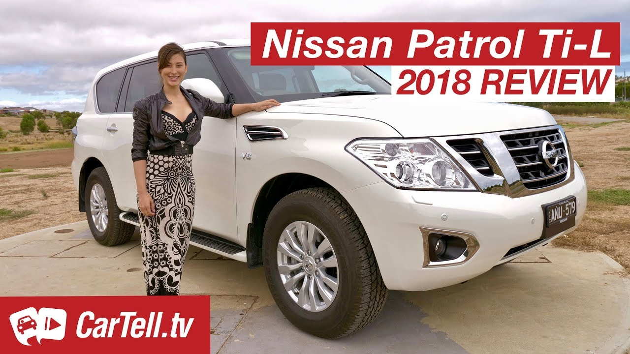 2018 Nissan Patrol Review | CarTell.tv - YouTube